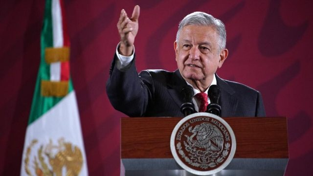 Pensión del padre de AMLO inspiró al presidente de México