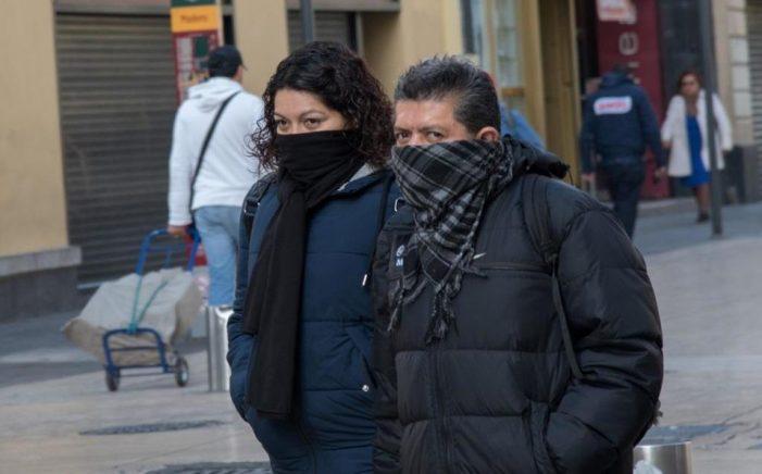 ¡Hey!, no guarde la bufanda; frente frío número 35 provocará descenso de temperatura en el país