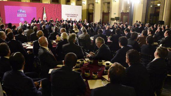 La cena de AMLO con los empresarios y la comprometedora carta