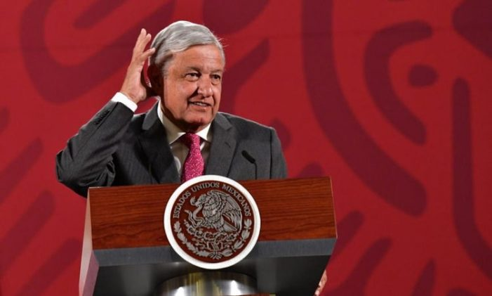 AMLO desconoce investigación contra Peña Nieto, como aseguran en EU