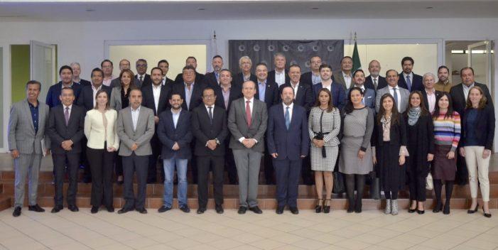 Reeligen a Jorge Rivadeneyra como presidente de Canacintra Querétaro