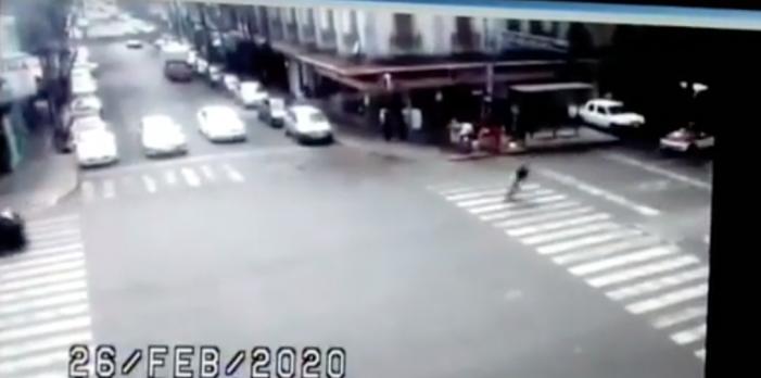 Camión de la Sedena provoca tragedia