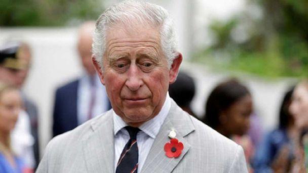 Coronavirus es real, da positivo el Príncipe Carlos