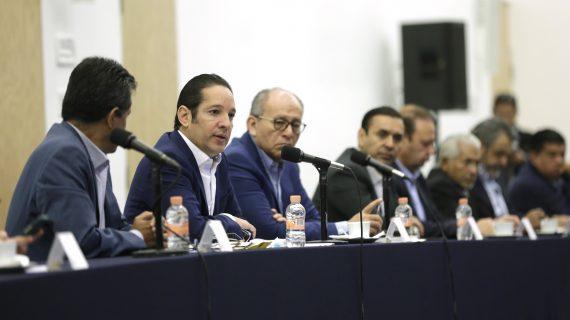 Pancho propone reducir aforo en establecimientos de Querétaro