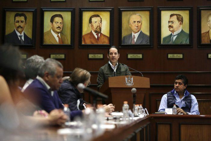 Se suspenden clases escolares en Querétaro a partir del 18 de marzo por Covid-19