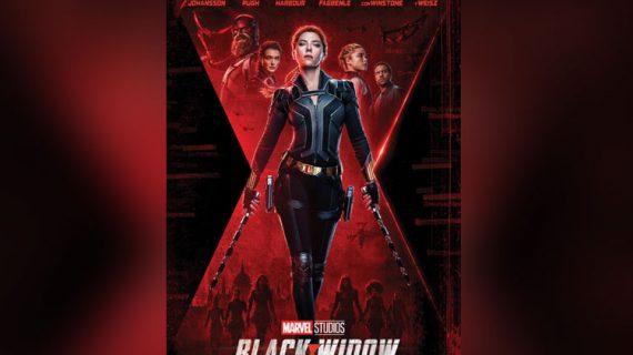 """Lanzan último trailer de """"Black Widow"""""""