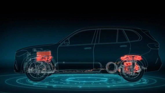 BMW apuesta por el hidrógeno como combustible para el 2022