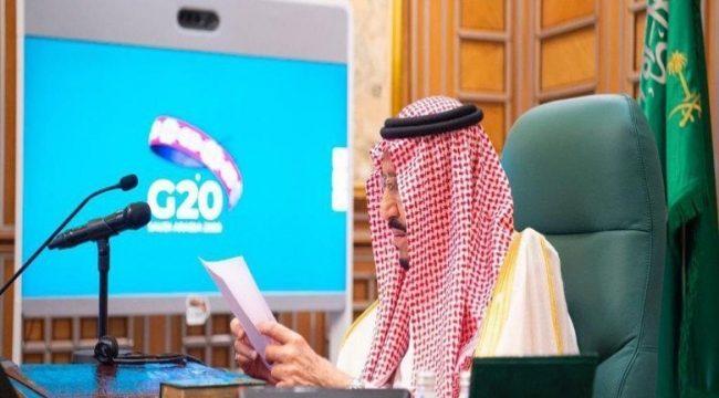 Anuncia G20 inyección multimillonaria a economía mundial por pandemia